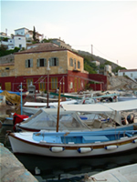 Verena Foundation, Kamini Harbor, Hydra, Greece