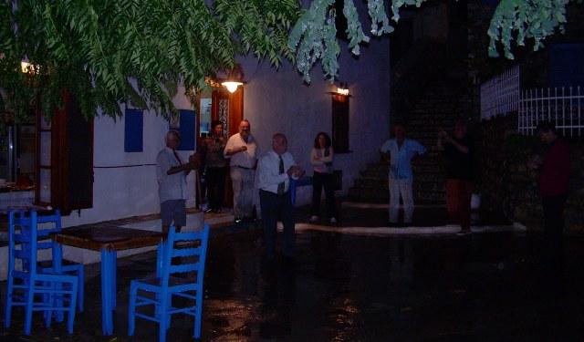Kamini Rainstorm