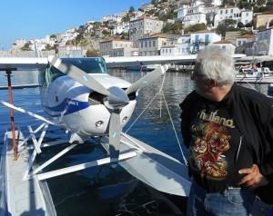 Seaplane vs. Seabird